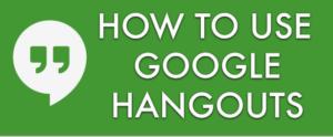 Google Hangout Chat