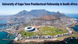 How to Apply for University of Cape Town Postdoctoral Fellowships