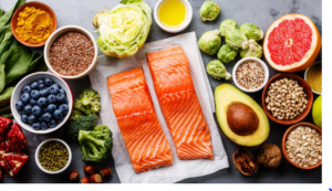 Anti-Aging Foods Maintain Your Body 40s and Beyond