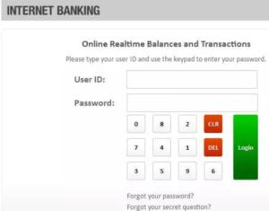 GTB Internet Banking Login
