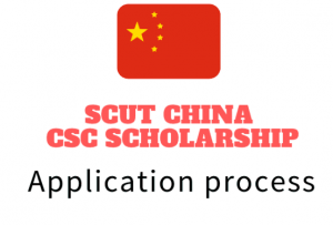 2019 SCUT Chinese Government Scholarship
