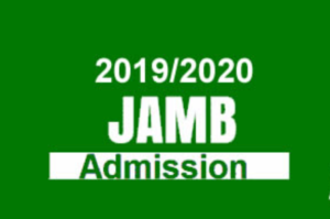 JAMB 2019 UTME-DE Registration Form