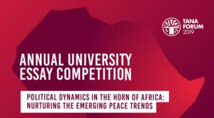 Tana Forum Annual University Africans