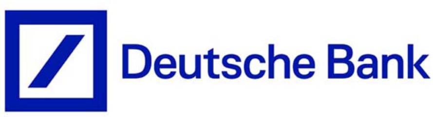 Deutsche Bank Online Banking