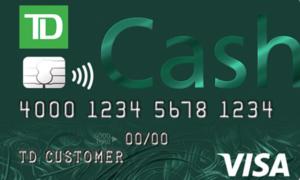 TD Bank Credit Card