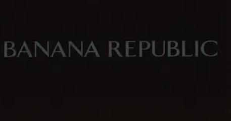 Banana republic Credit Card