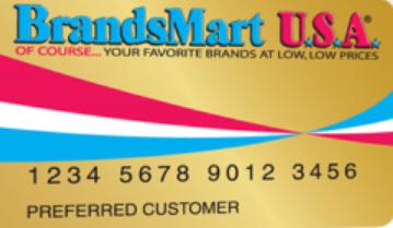 Brandsmart Credit Card Login
