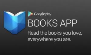 Google Play Books App