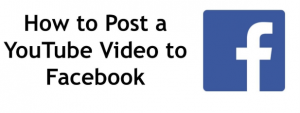 YouTube Video on Facebook