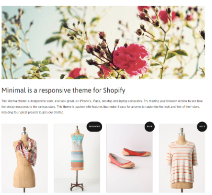 Shopify-Free-Website-Template