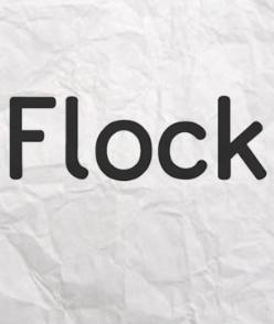 Flock-Messenger